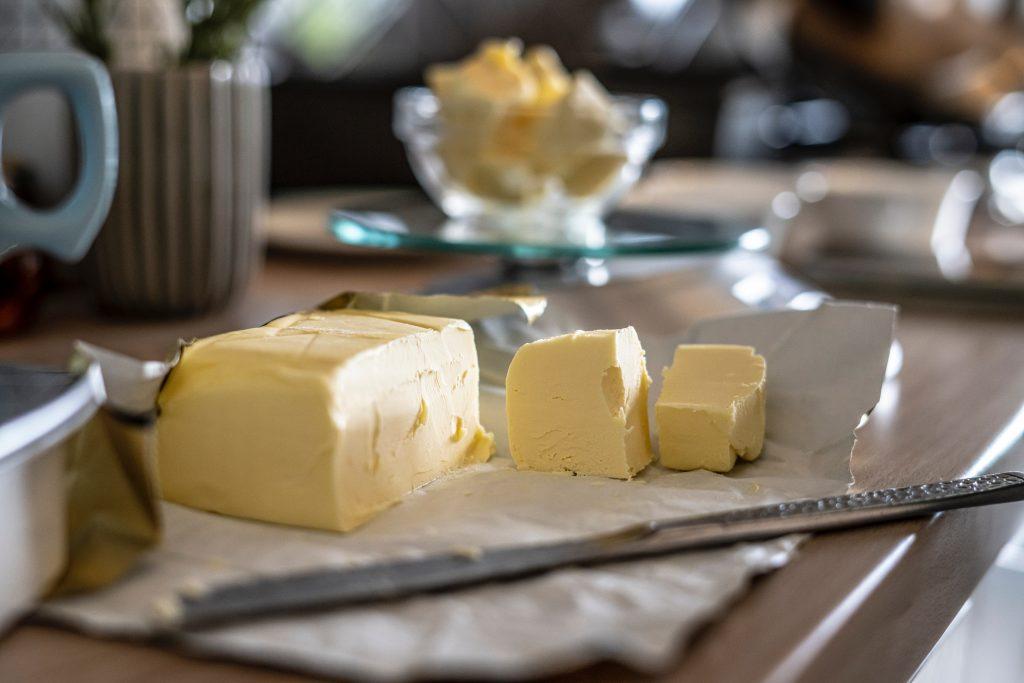 butter on board cut